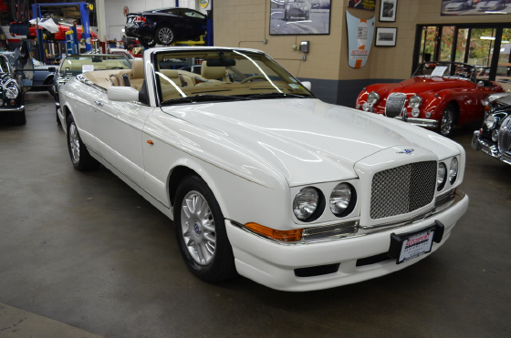 1998 Bentley Azure Convertible:9 car images available