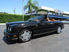 2009 Bentley Azure Convertible:24 car images available