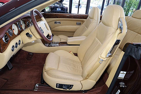 2009 Bentley Azure Convertible