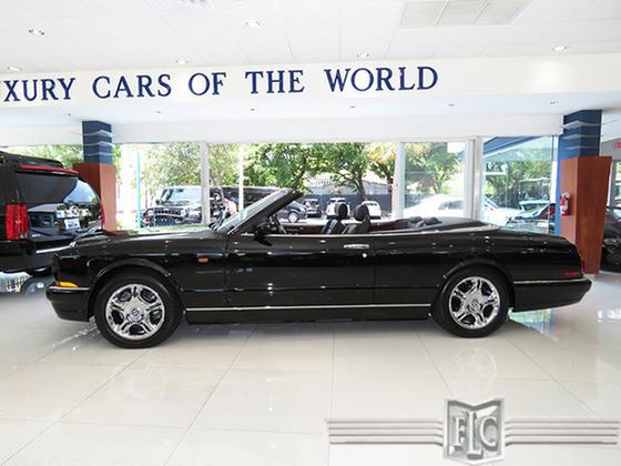 2002 Bentley Azure Mulliner:24 car images available