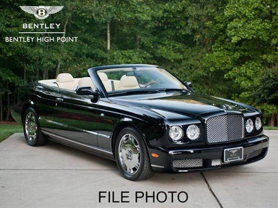 2007 Bentley Azure Mulliner : Car has generic photo
