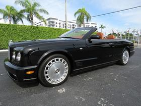 2010 Bentley Azure T Convertible:24 car images available