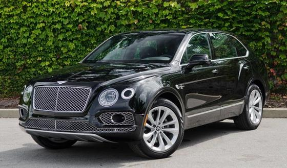 2018 Bentley Bentayga :24 car images available