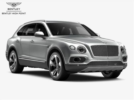 2018 Bentley Bentayga :2 car images available