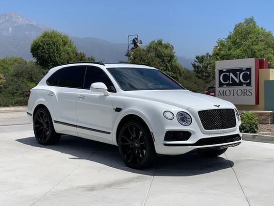 2017 Bentley Bentayga :24 car images available