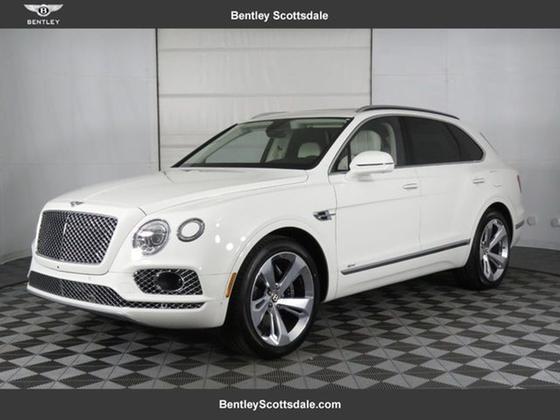 2020 Bentley Bentayga :24 car images available