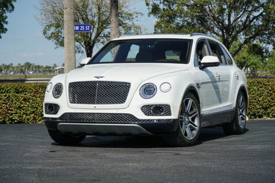 2018 Bentley Bentayga Activity Edition