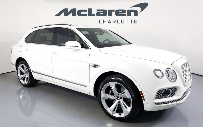 2018 Bentley Bentayga Activity Edition:24 car images available