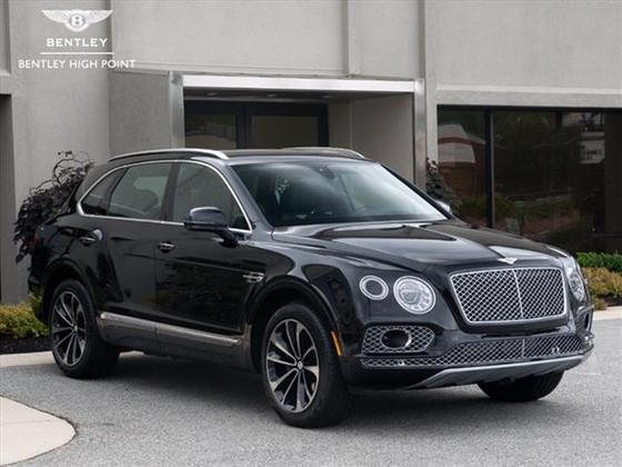 2018 Bentley Bentayga Activity:17 car images available