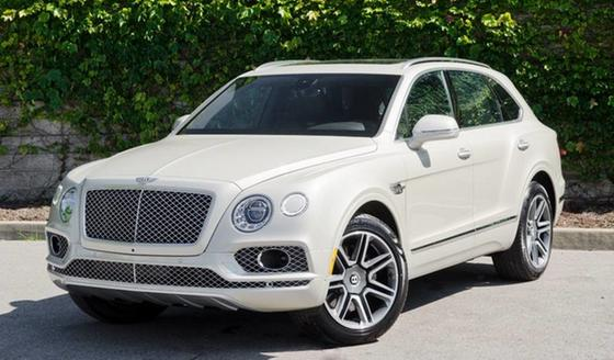 2018 Bentley Bentayga Activity:24 car images available