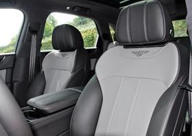 2018 Bentley Bentayga Activity