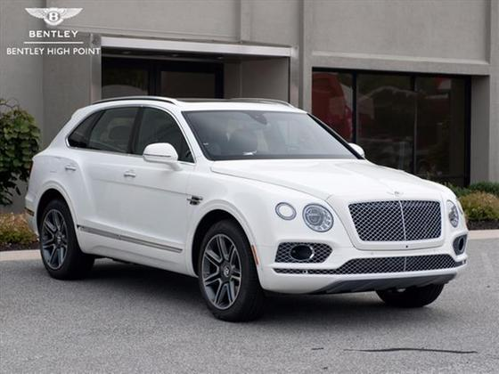 2018 Bentley Bentayga Activity:16 car images available