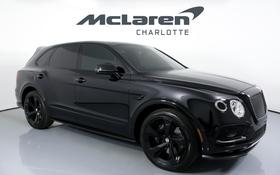 2018 Bentley Bentayga Black Edition