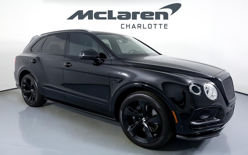 2018 Bentley Bentayga Black Edition:24 car images available