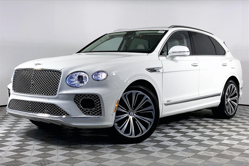 2021 Bentley Bentayga Hybrid:11 car images available