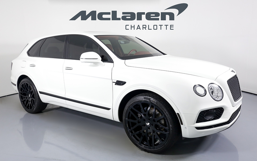 2018 Bentley Bentayga Mulliner:24 car images available