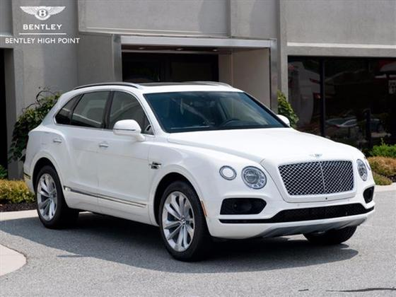 2018 Bentley Bentayga Onyx Edition:14 car images available