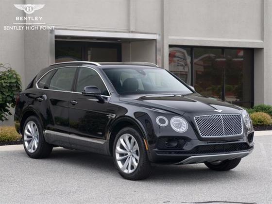 2018 Bentley Bentayga Onyx Edition:13 car images available