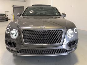 2018 Bentley Bentayga Onyx Edition