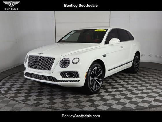 2018 Bentley Bentayga Onyx Edition:24 car images available