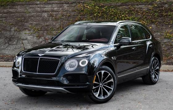 2019 Bentley Bentayga V8 For Sale In Brentwood Tn Exotic Car List