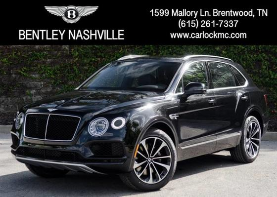 2019 Bentley Bentayga V8 For Sale In Brentwood Tn Global