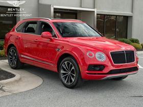 2019 Bentley Bentayga V8:22 car images available