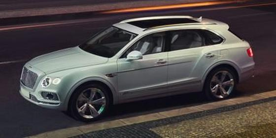 2019 Bentley Bentayga V8 : Car has generic photo