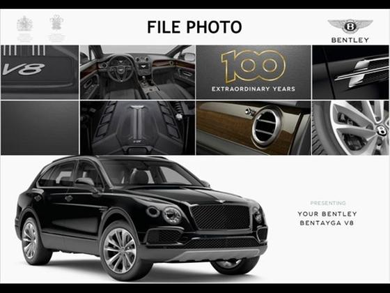 2019 Bentley Bentayga V8:2 car images available