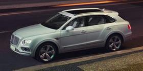 2019 Bentley Bentayga V8 : Car has generic photo