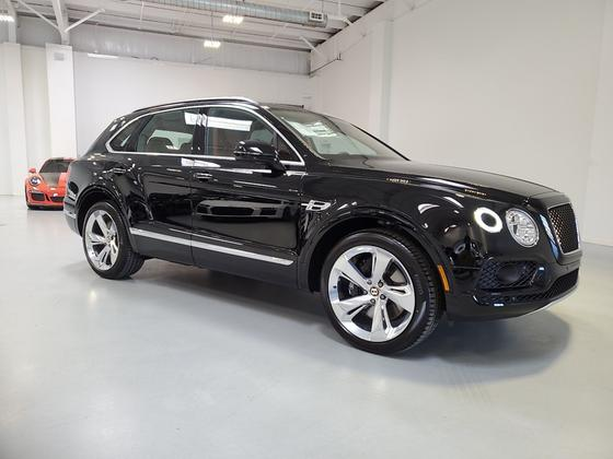 2020 Bentley Bentayga V8:24 car images available