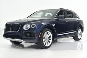 2019 Bentley Bentayga V8:24 car images available