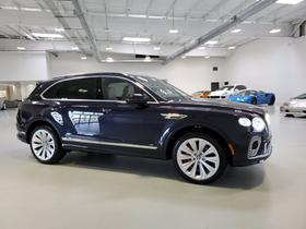 2021 Bentley Bentayga V8:24 car images available