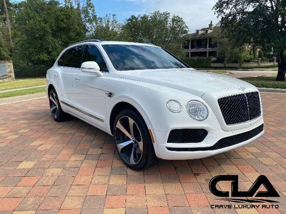 2019 Bentley Bentayga V8