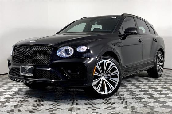 2021 Bentley Bentayga V8:11 car images available