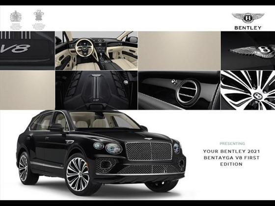 2021 Bentley Bentayga V8:6 car images available