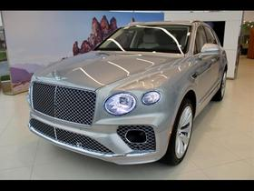 2021 Bentley Bentayga V8:20 car images available