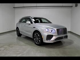 2021 Bentley Bentayga V8:21 car images available