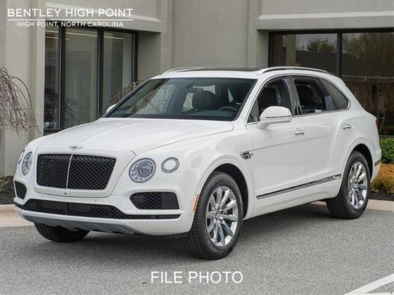 2019 Bentley Bentayga V8:4 car images available