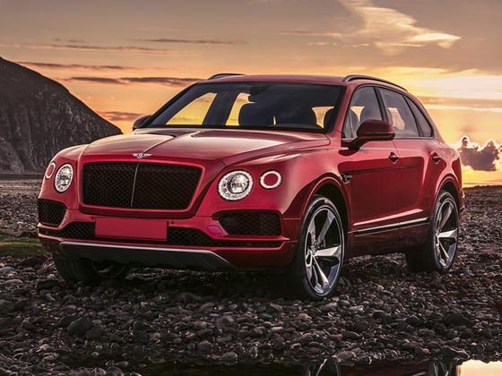 2020 Bentley Bentayga V8 : Car has generic photo