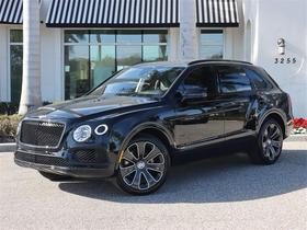 2020 Bentley Bentayga V8:24 car images available