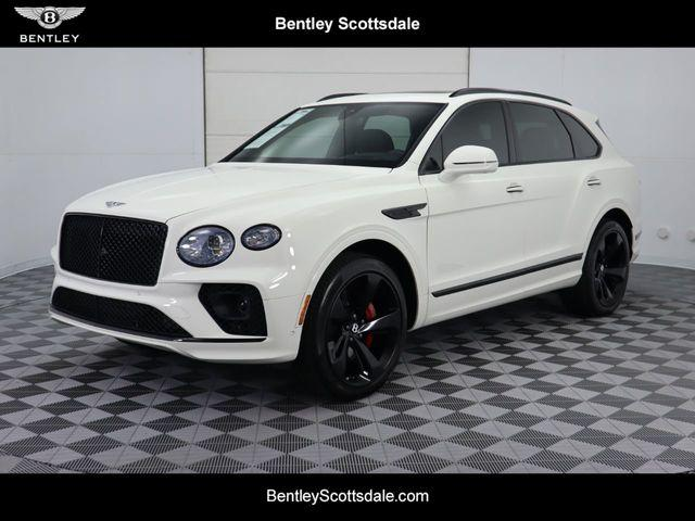 2021 Bentley Bentayga V8:24 car images available
