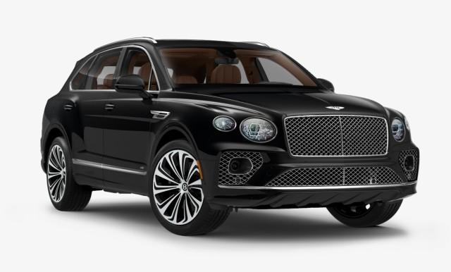 2021 Bentley Bentayga V8:9 car images available