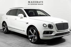 2017 Bentley Bentayga W12 First Edition:24 car images available