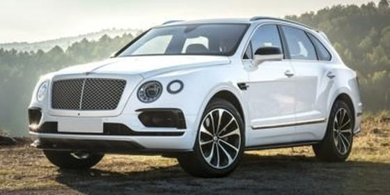2018 Bentley Bentayga W12 Signature : Car has generic photo