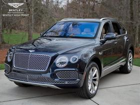 2017 Bentley Bentayga W12 Signature:21 car images available