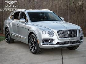 2018 Bentley Bentayga W12 Signature:14 car images available