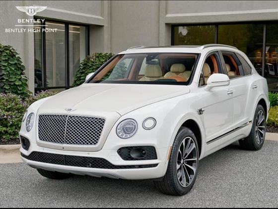 2017 Bentley Bentayga W12 Signature:18 car images available