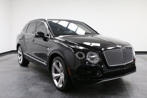 2018 Bentley Bentayga W12 Signature:24 car images available