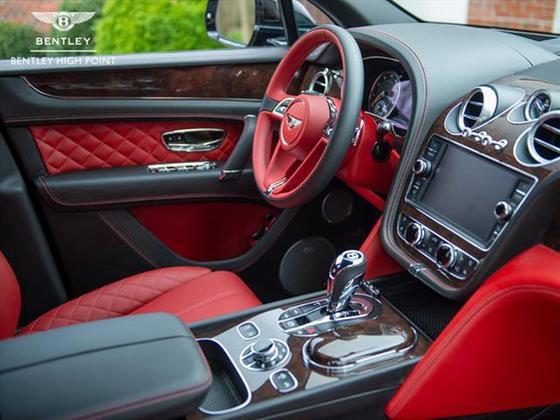 2017 Bentley Bentayga W12 Signature
